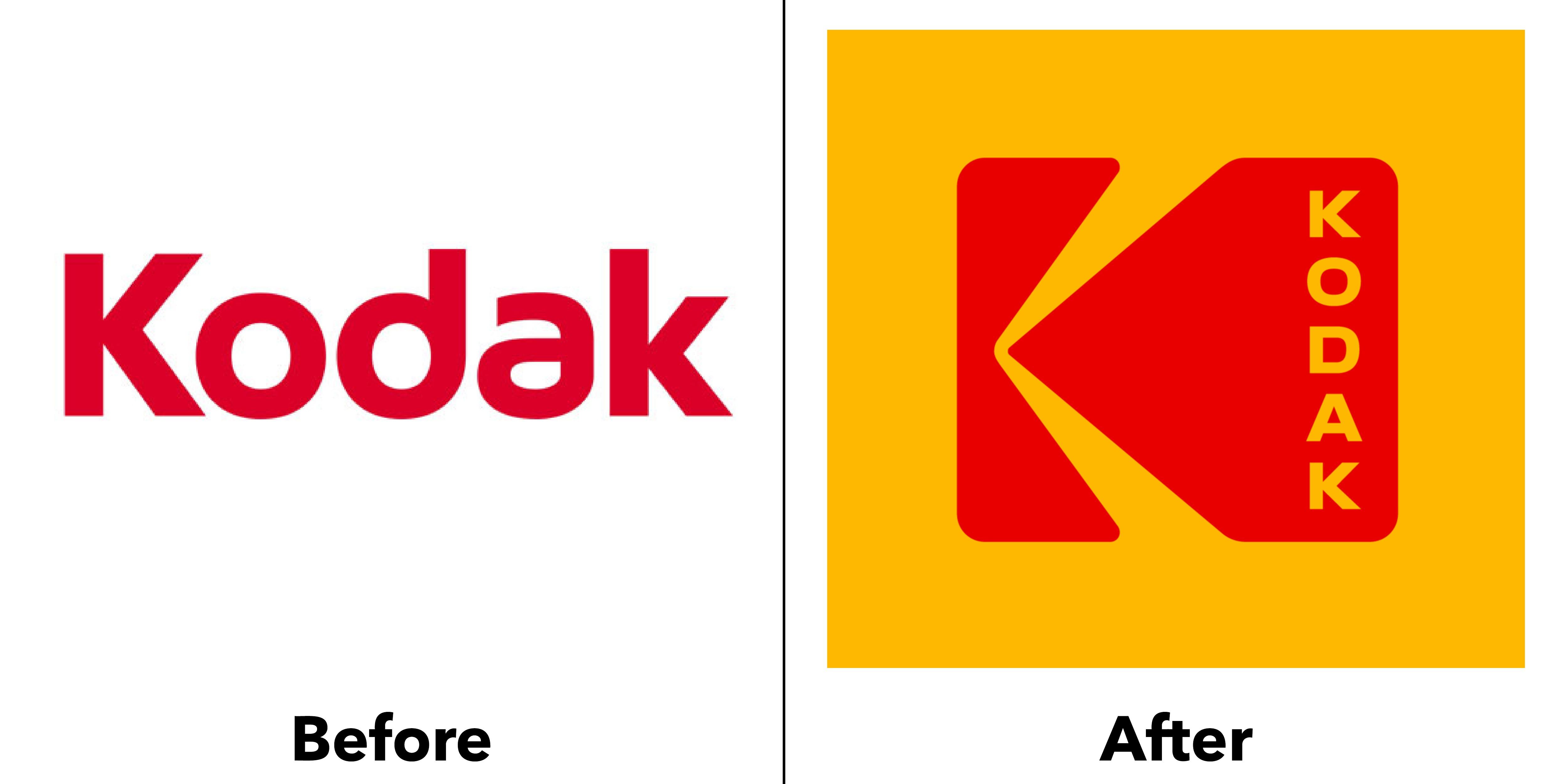 Kodak rebranding